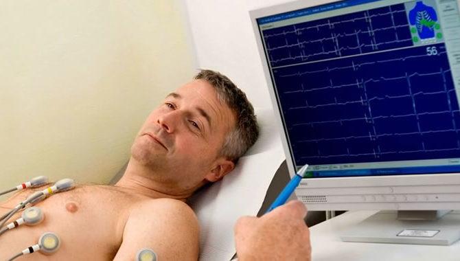 EKG. Elektrokardiografie