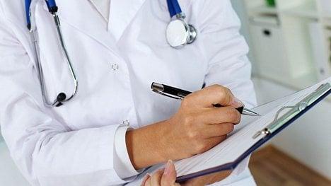 Žádost o lékařskou prohlídku + Posudek